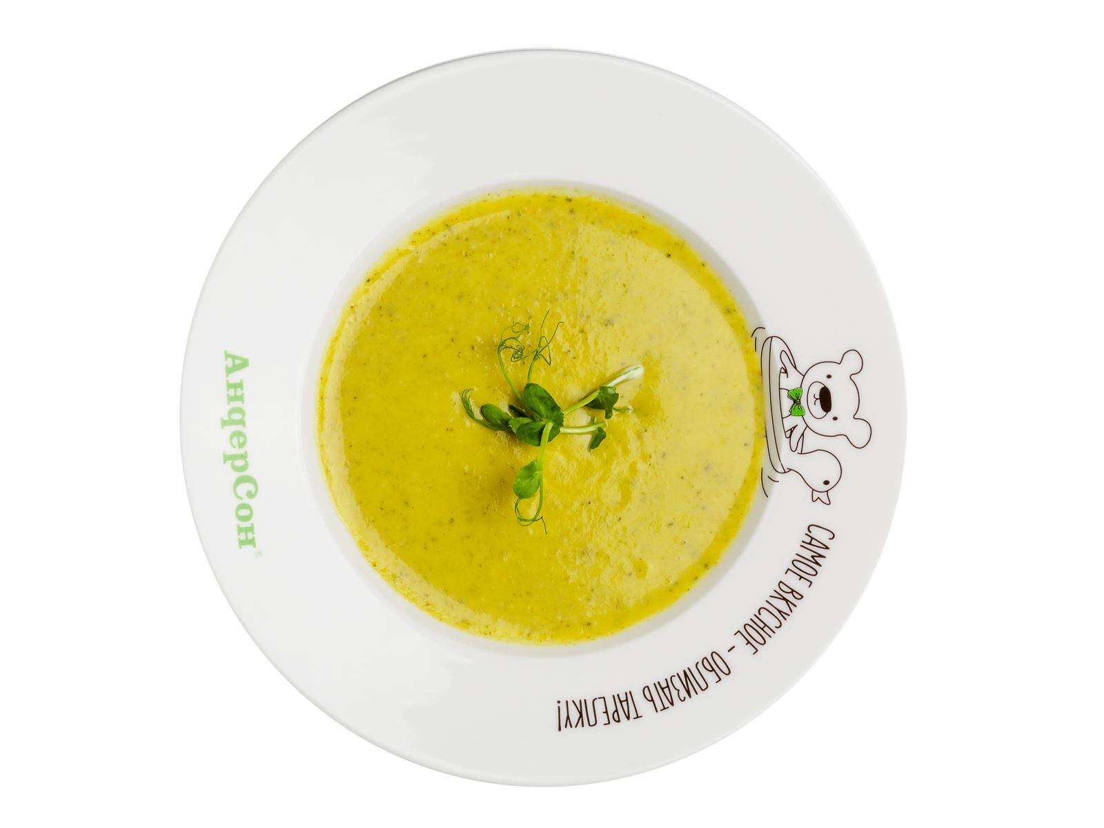 Детский суп-пюре Овощной