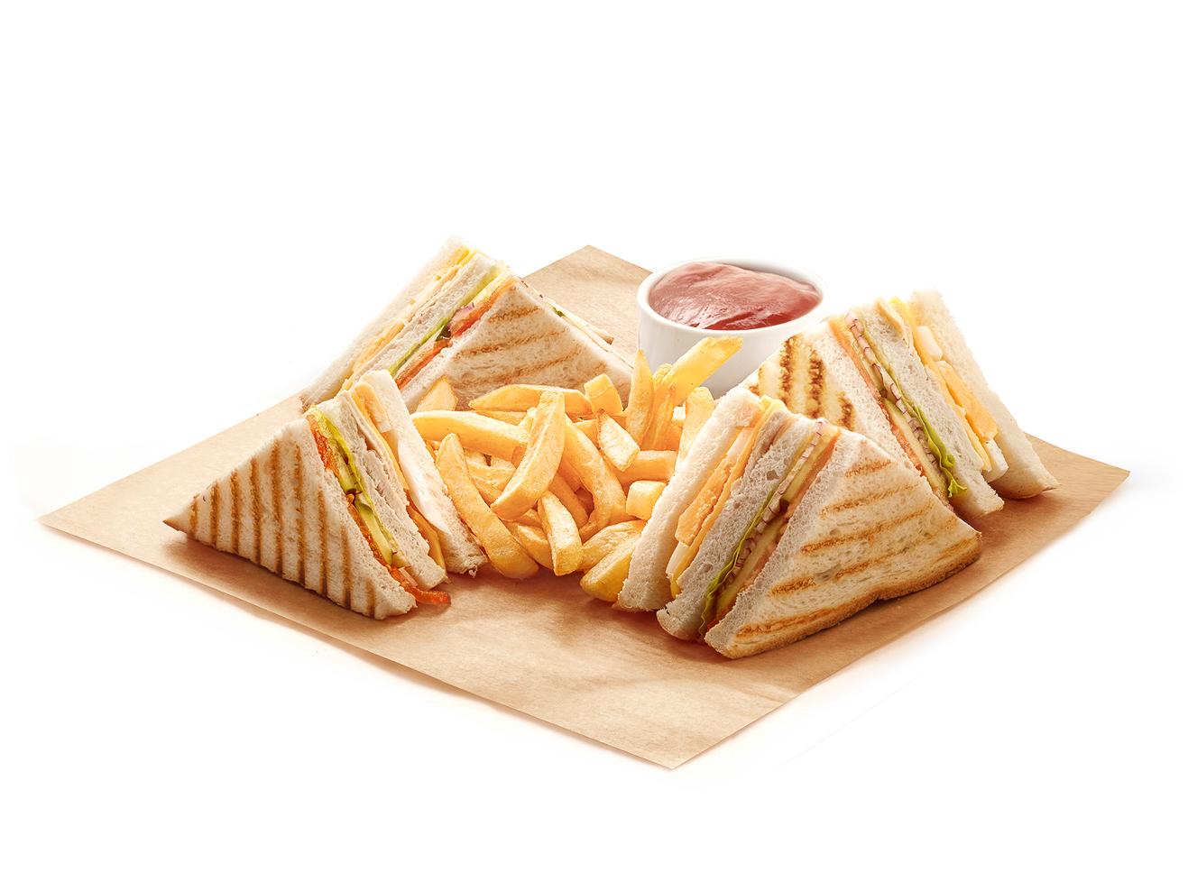 Сэндвич Клаб