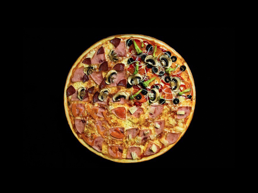 Пицца Четыре времени года