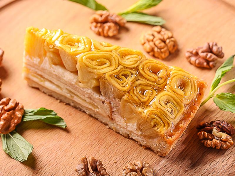 Пирог Валенсия