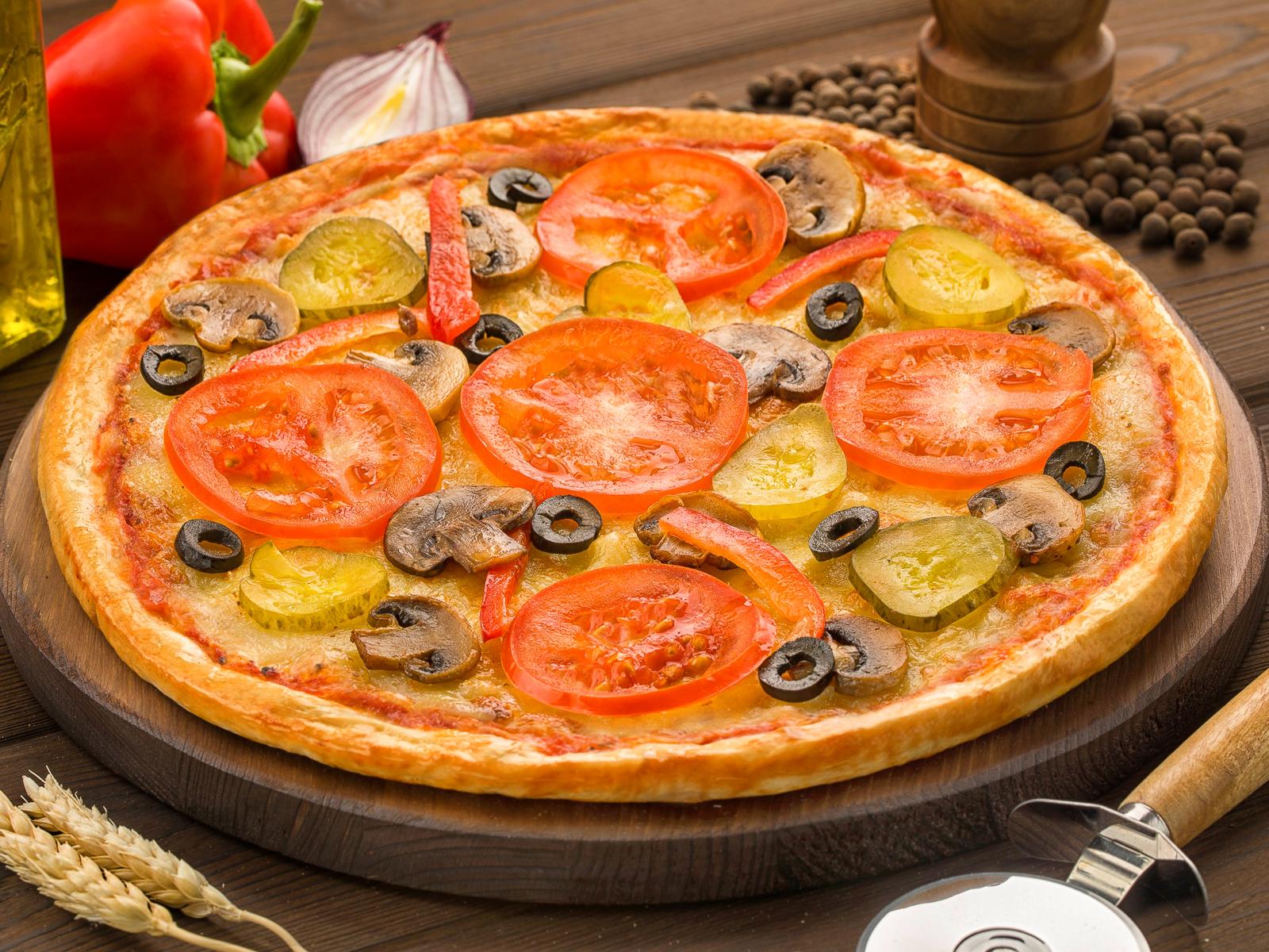 Пицца Вегет