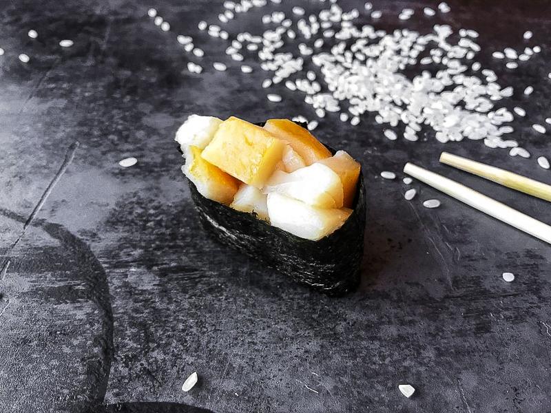 Суши с эсколаром