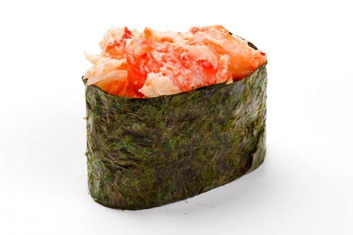 Суши острые: Спайси эби