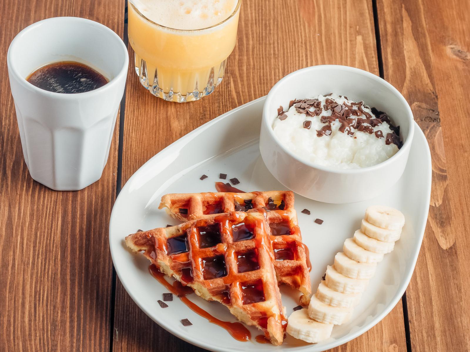 Комбо-завтрак Любимый