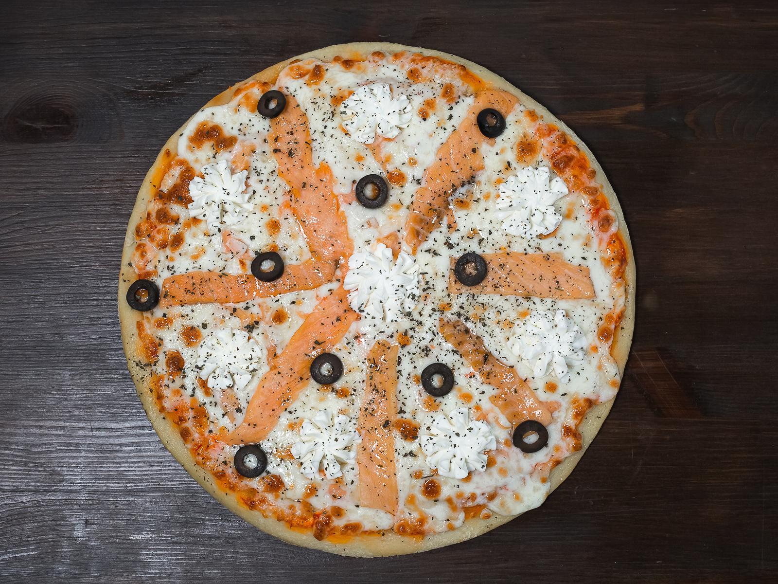 Пицца Креметте
