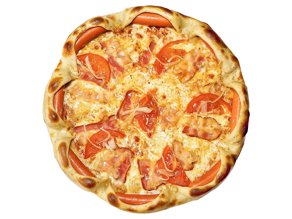 Пицца Немецкая