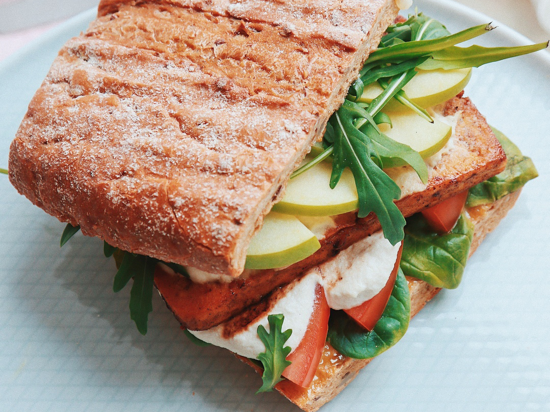 Сэндвич Вегетарианский с тофу