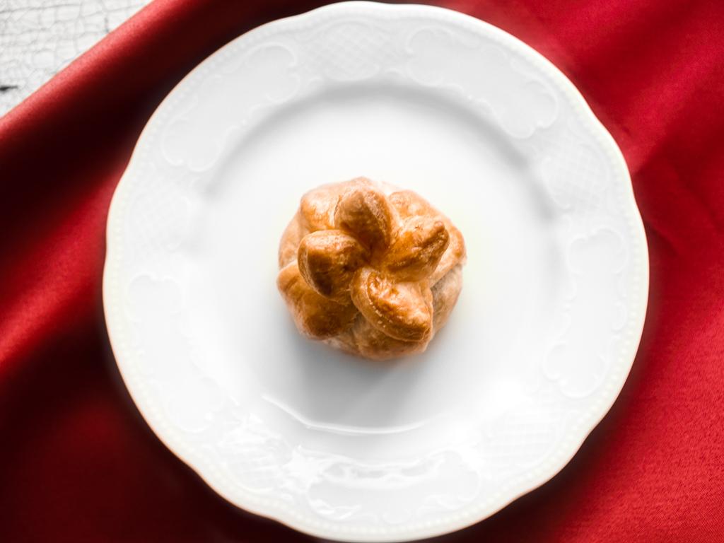 Пирожки с олениной