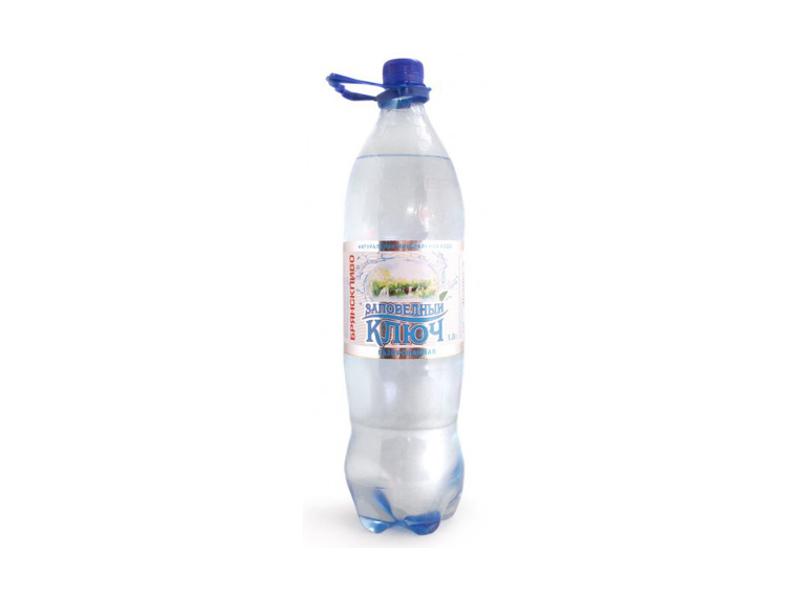 Минеральная вода Заповедный ключ
