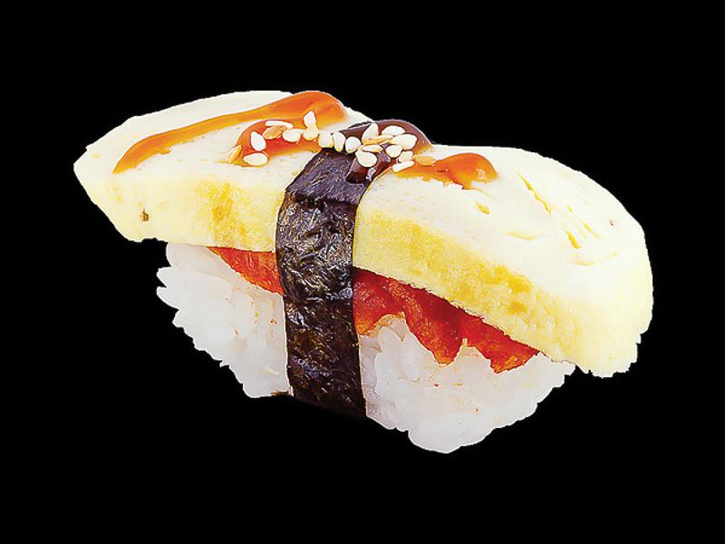 Унаги тамаго суши
