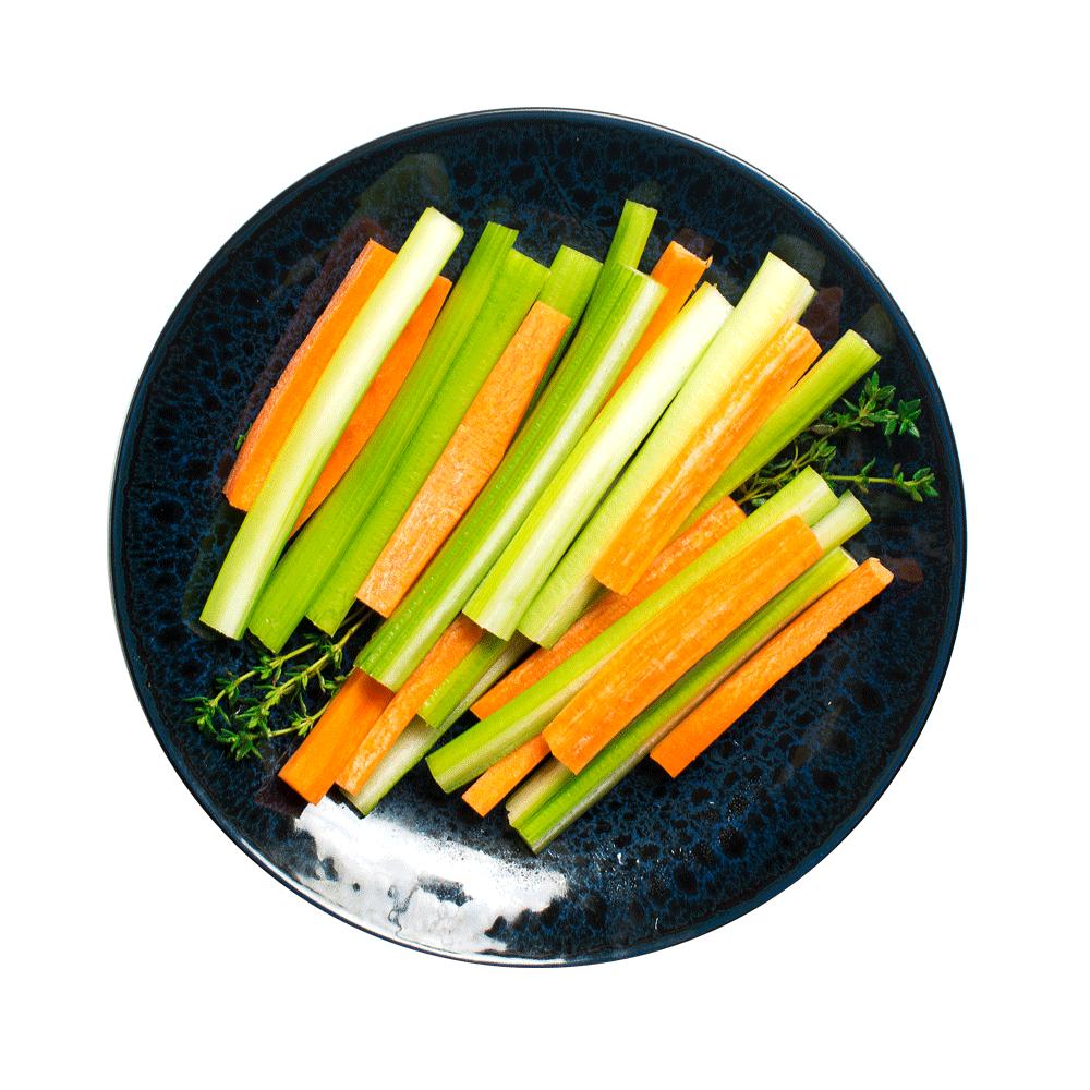 Овощной микс Сельдерей, морковь