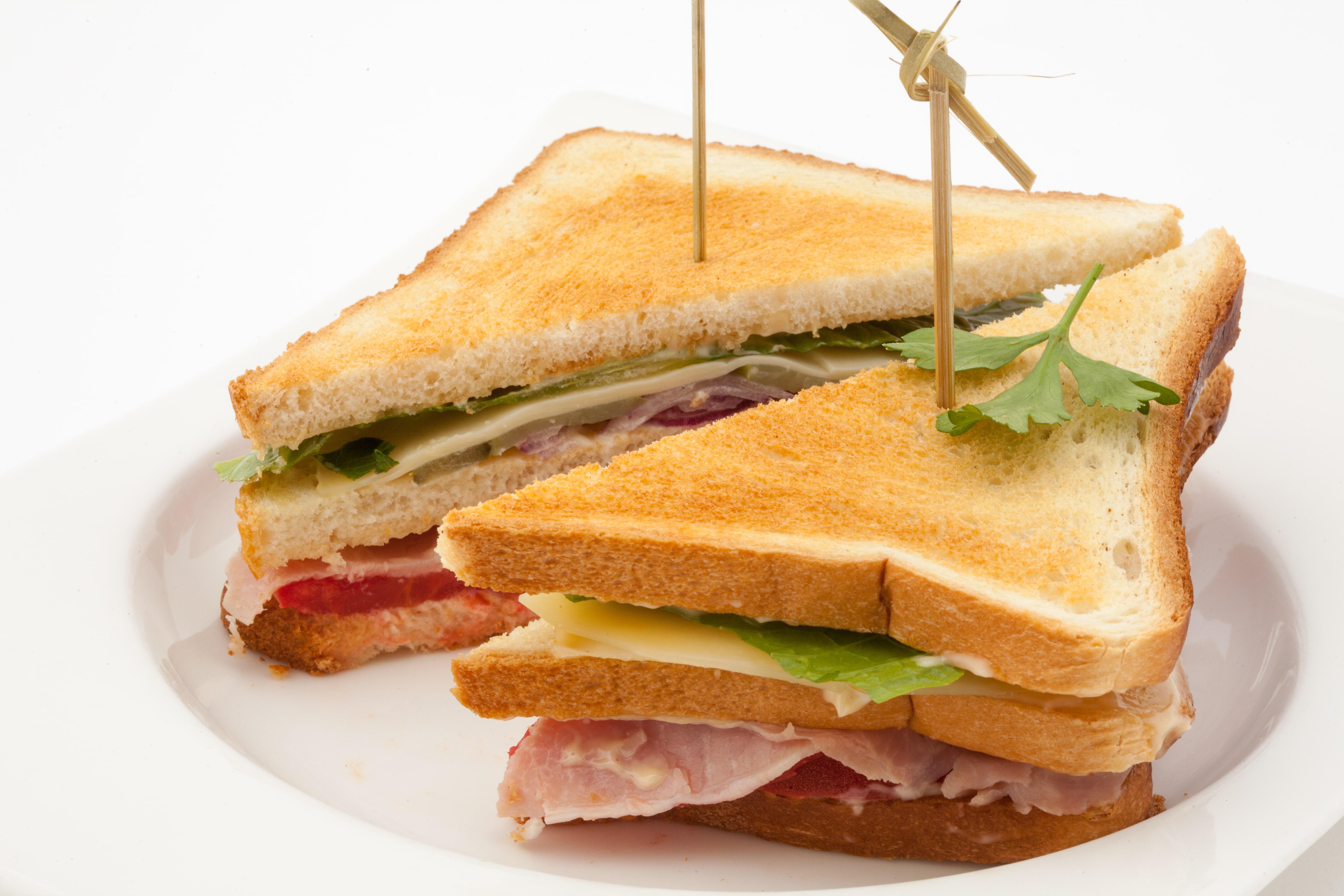 Сэндвич клубный