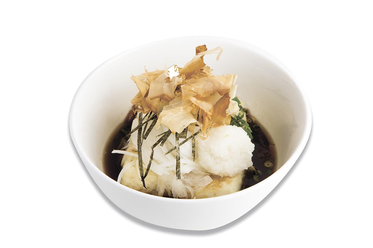 Агэдаcи тофу
