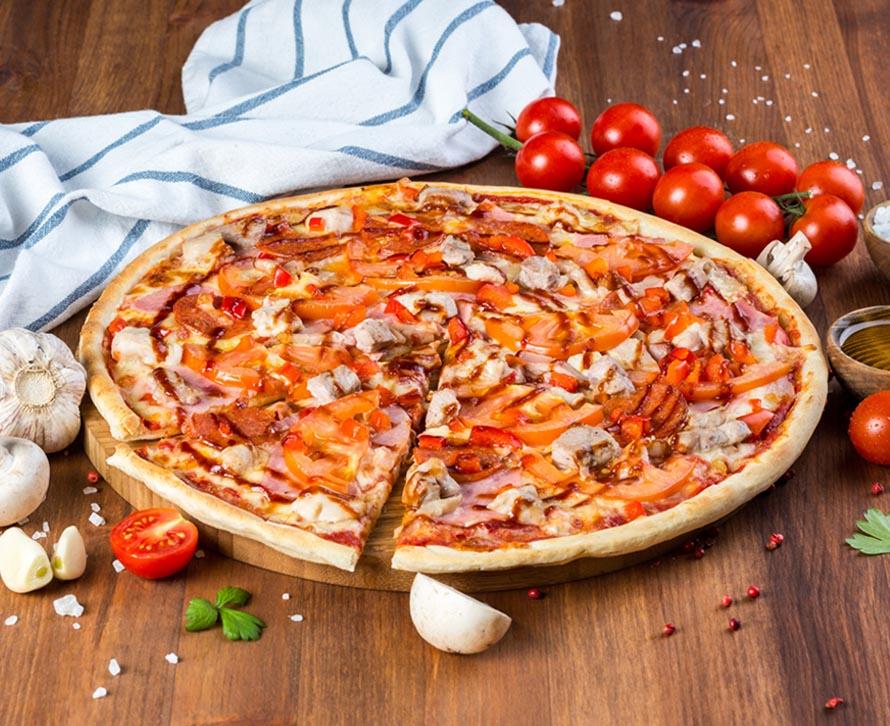 Пицца 2 Берега Классическая
