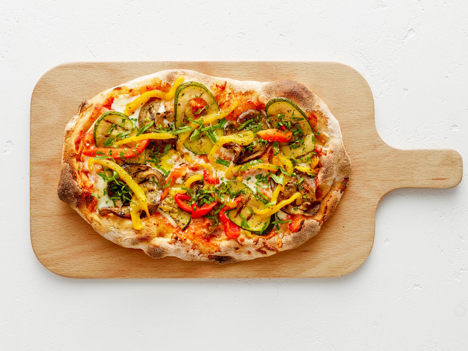 Пинца Вегетарианская