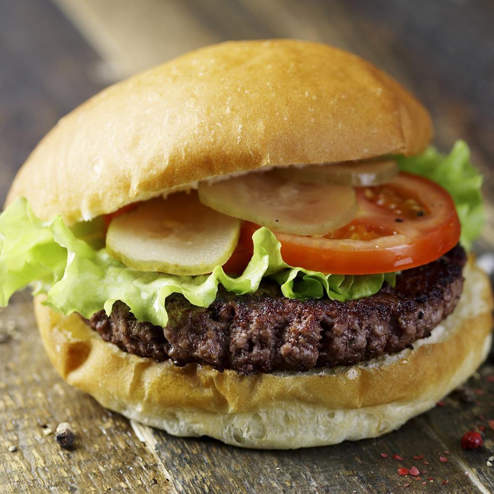 Гамбургер #farш