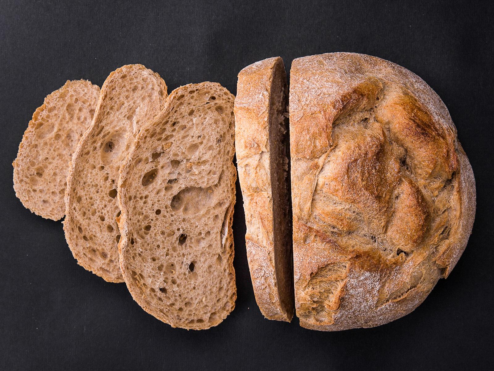 Хлеб Строгановский ржано-пшеничный