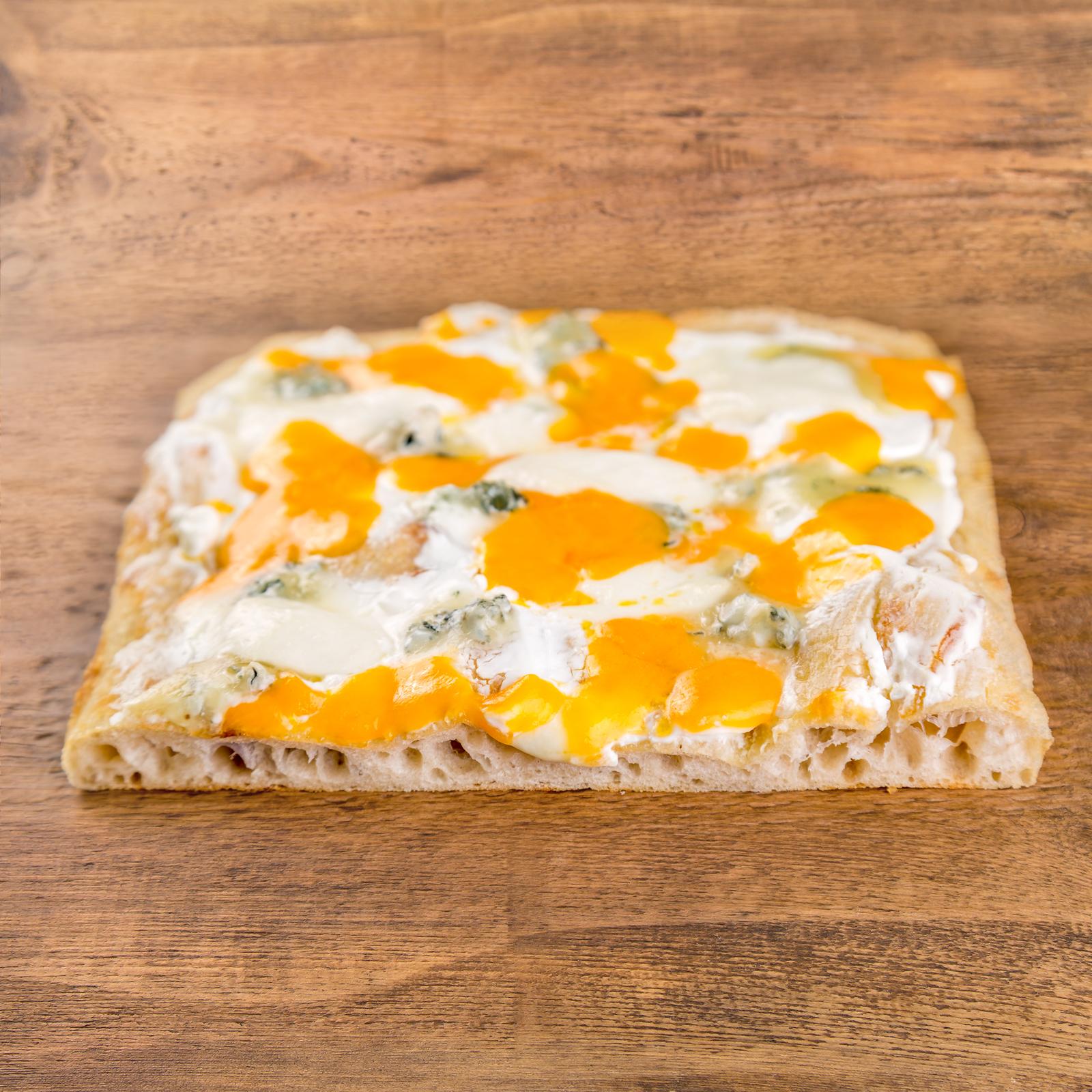 Четыре сыра по-римски