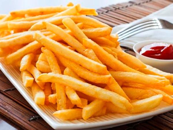Картофель фри (кетчуп)