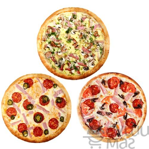 Пицца Комбо Самый сытный
