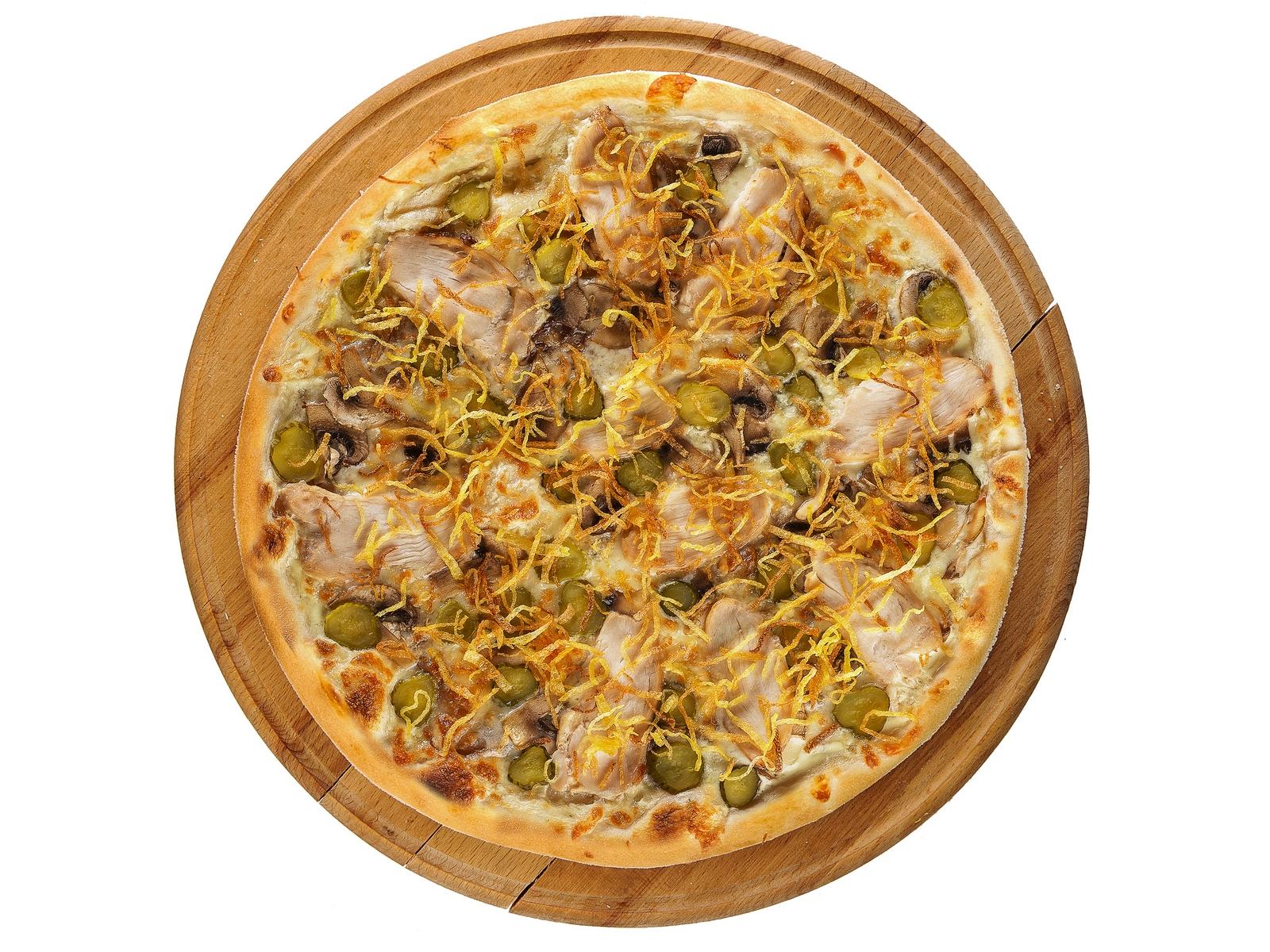 Пицца А-Ля Русс