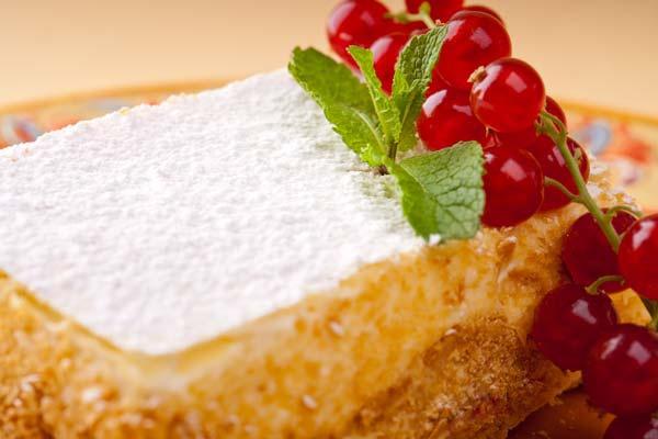Десерт Легкость бытия