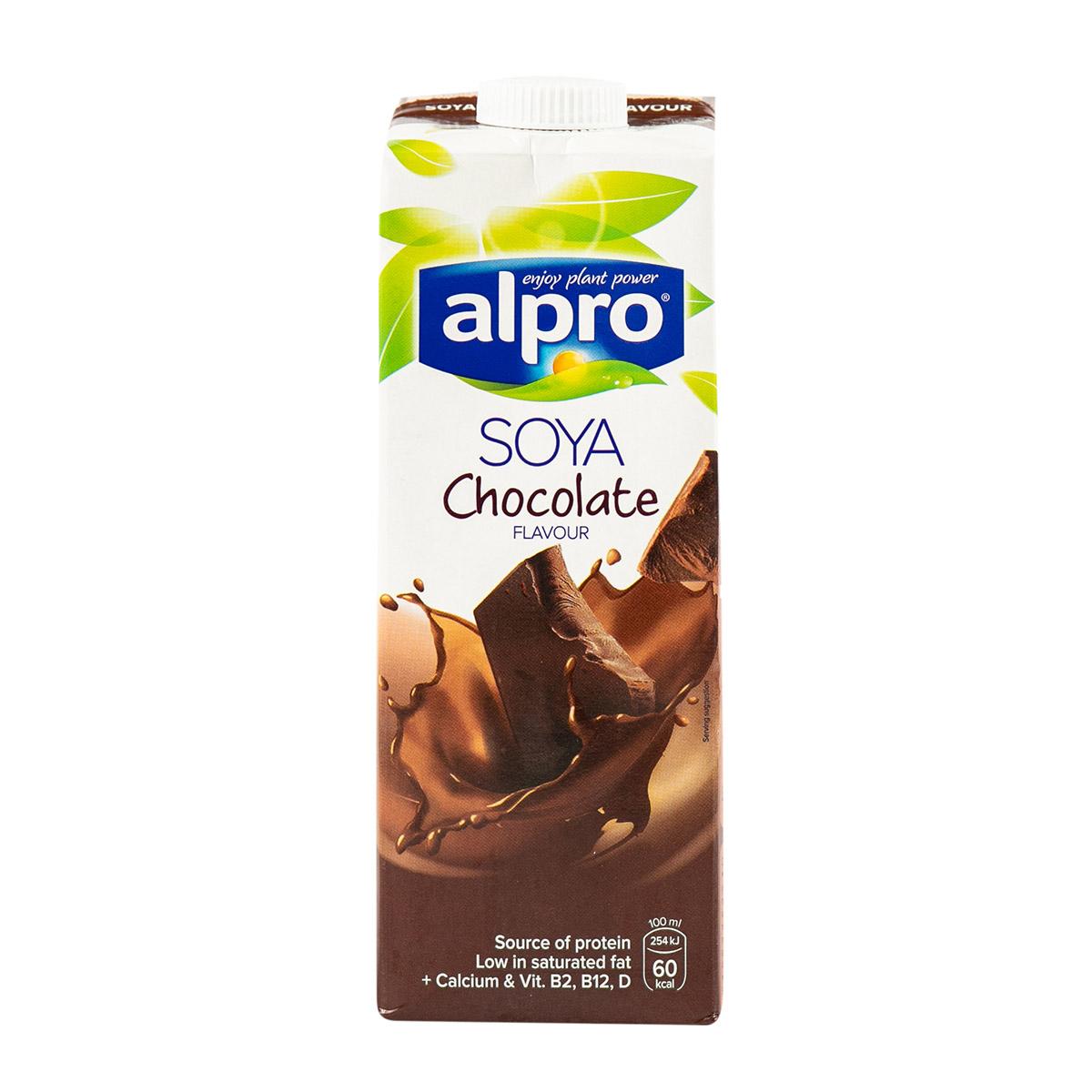 Alpro Soya 1,8% шоколад