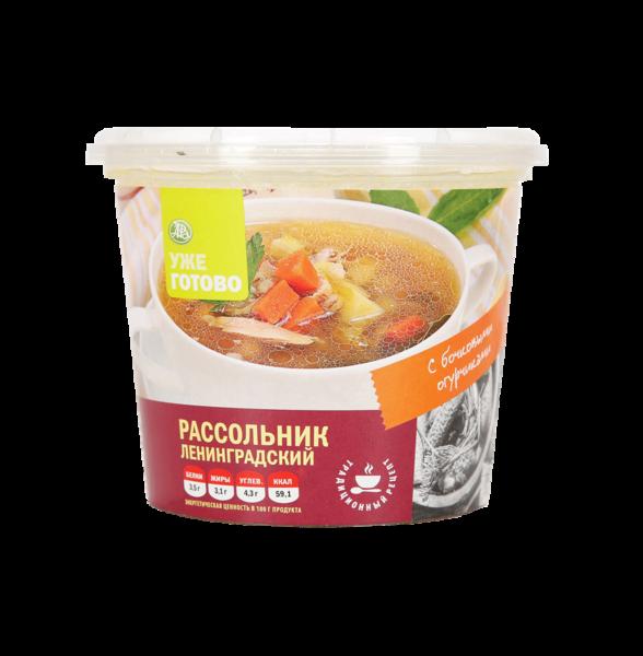 Суп Рассольник Ленинградский