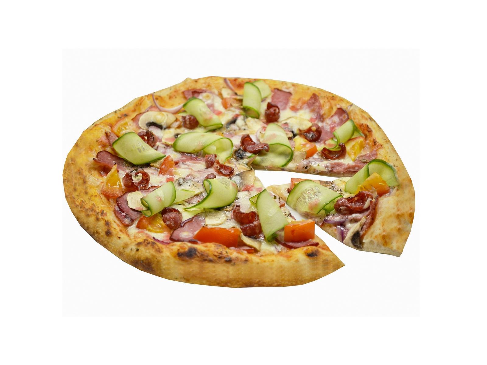 Пицца Суши топ