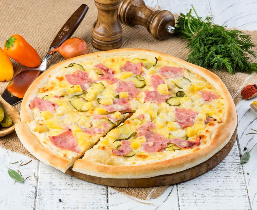 Пицца Фермерская классическая