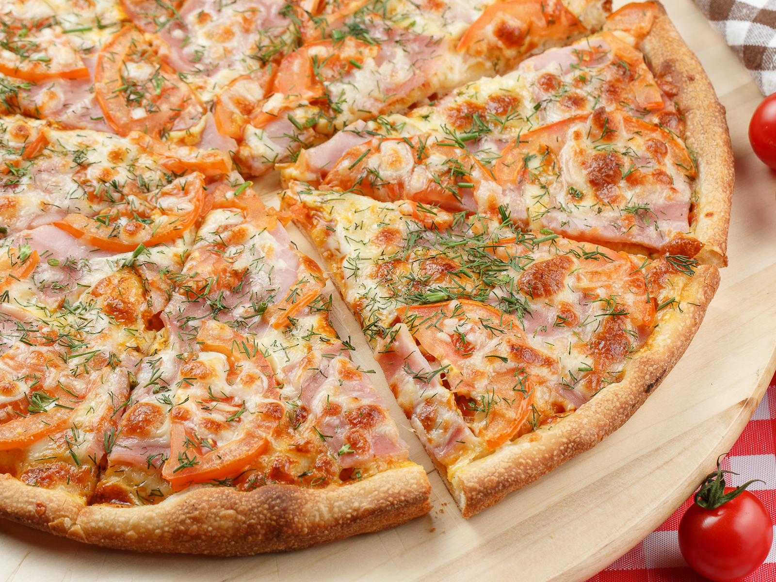 Пицца Удачная