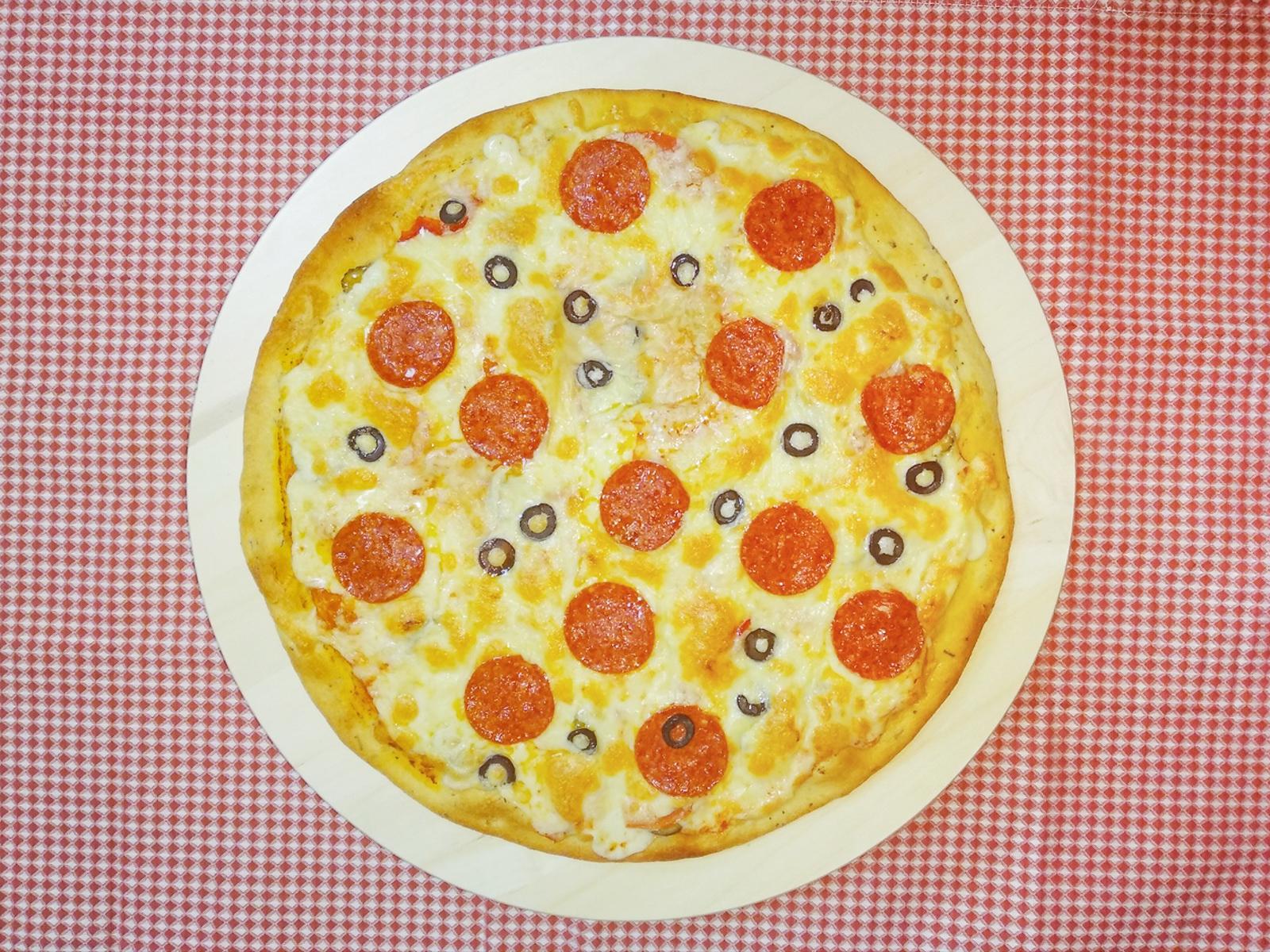 Пицца Микеланджело