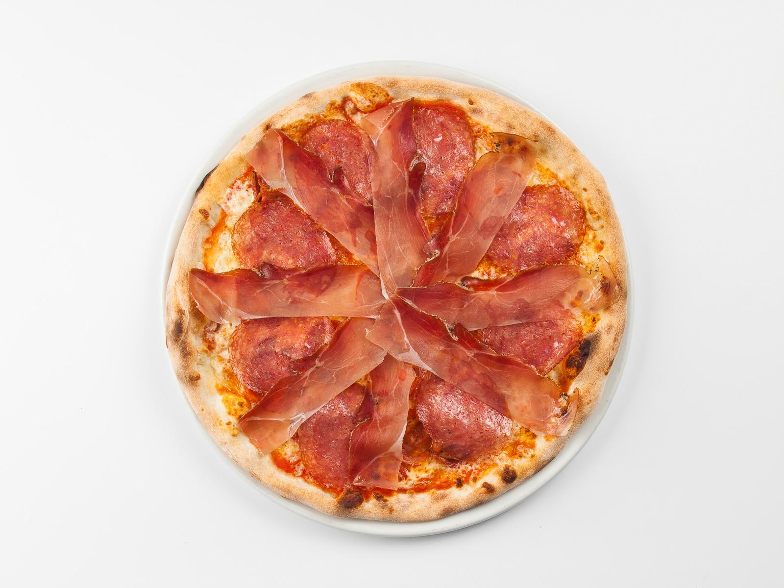 Пицца Больцано (280 г/420 г)