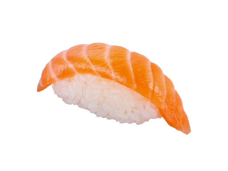 Суши с лососем х/к