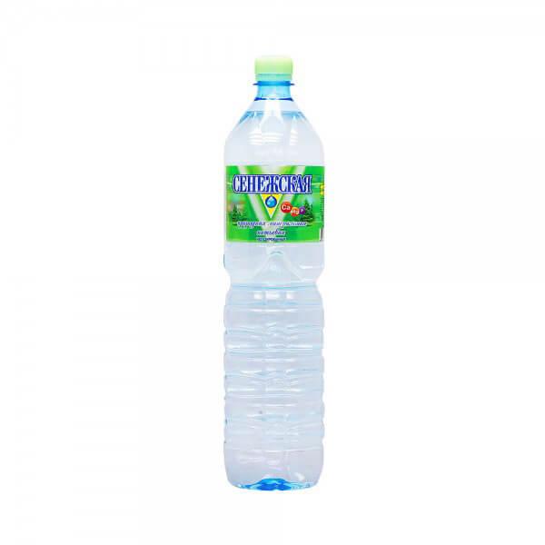 Вода Сенежская