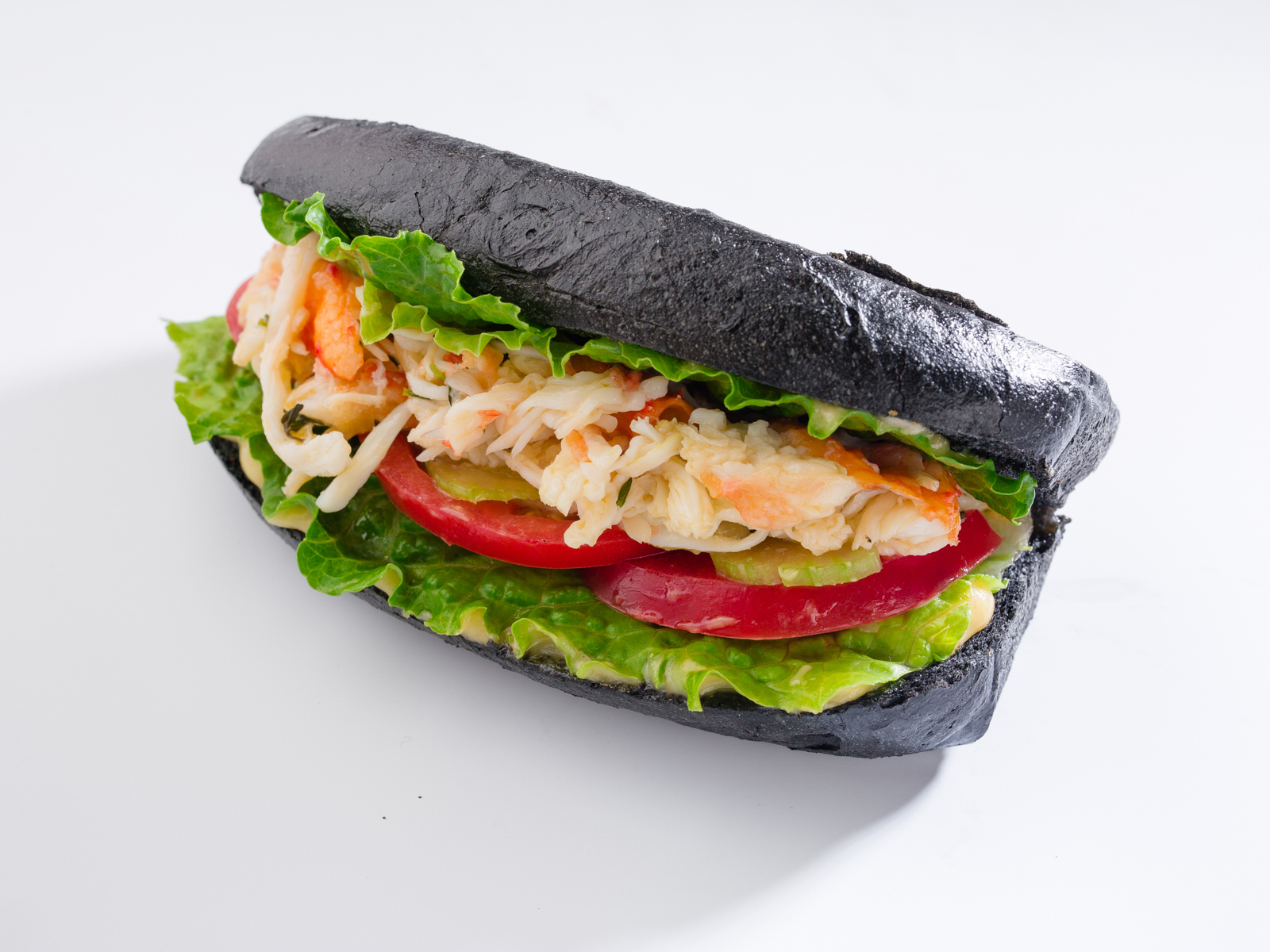 Сэндвич Краб клаб