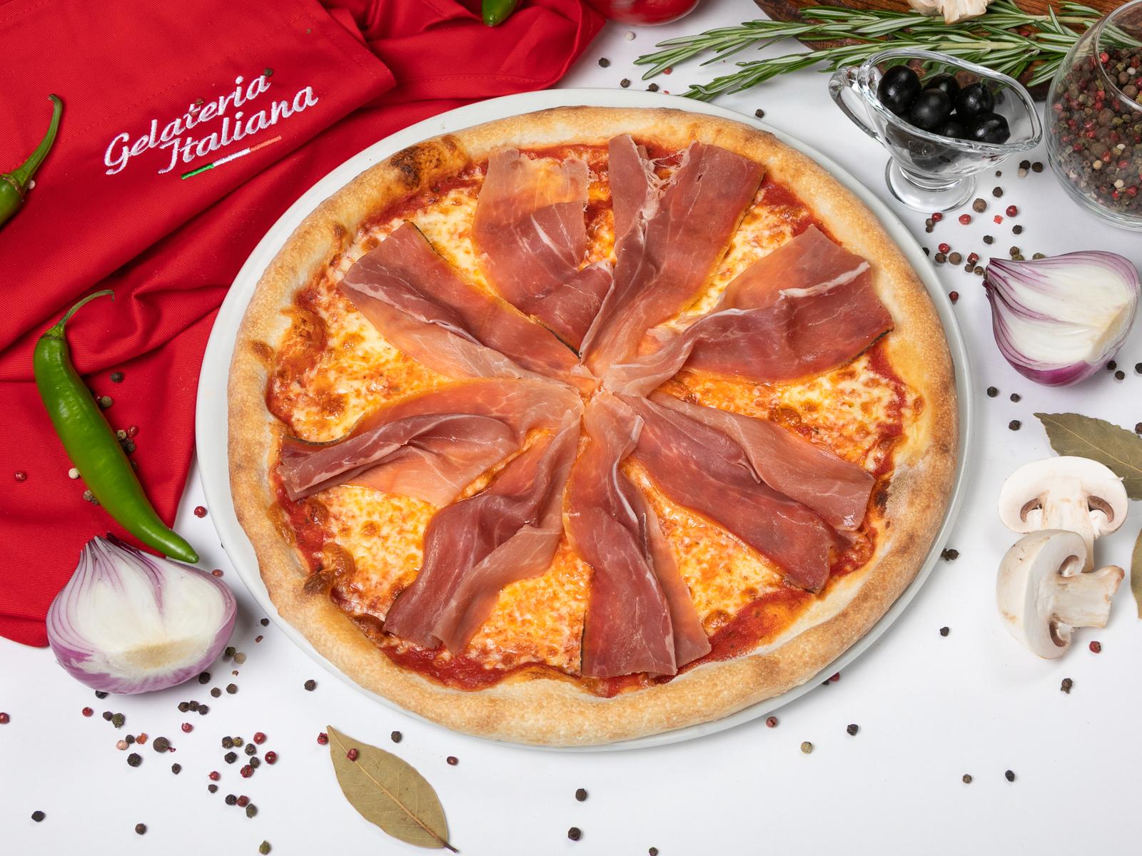 Пицца Спек