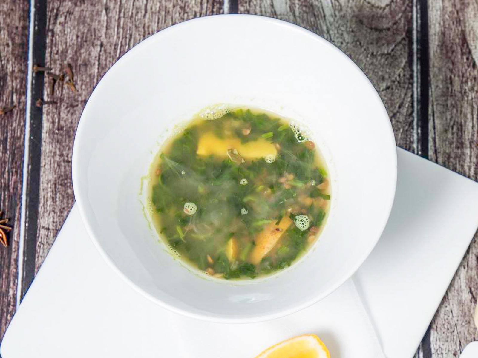 Лентил-суп