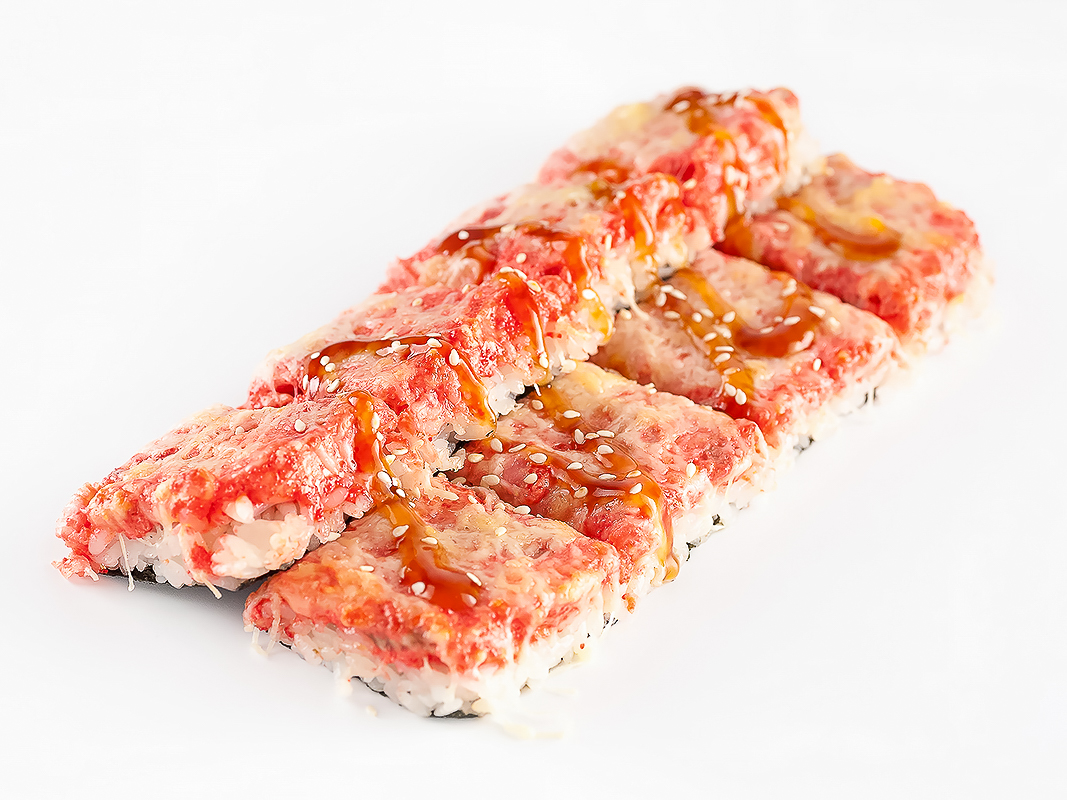 Ролл Суши Пицца