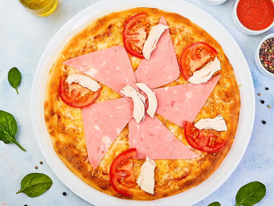 Пицца Акропулис