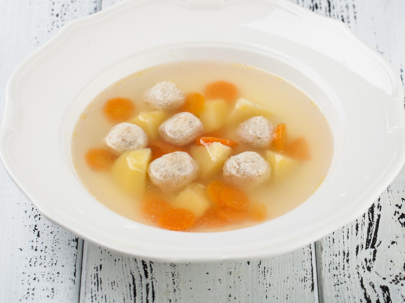 Суп Лёлек и Болек