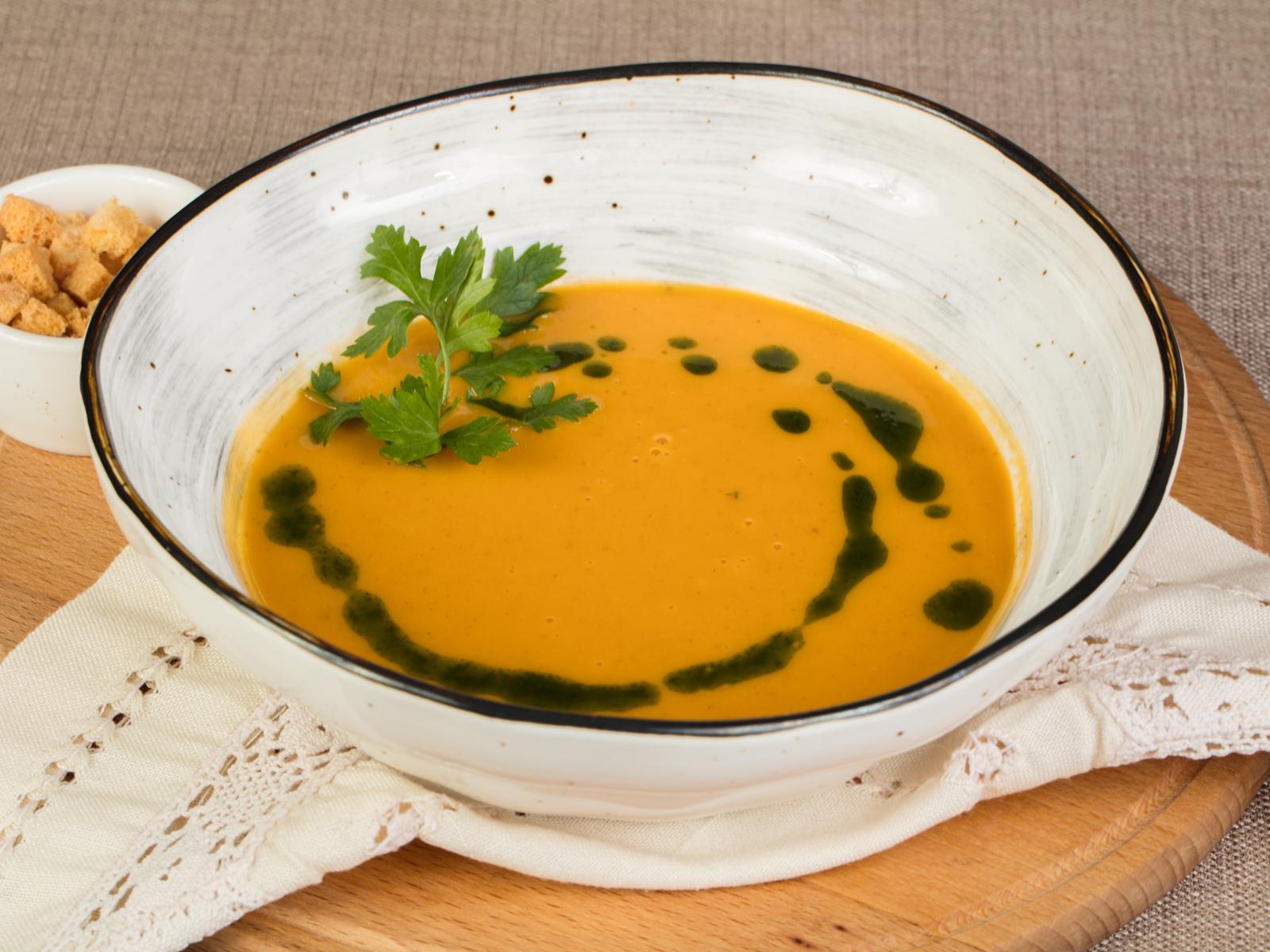 Суп-крем из овощей