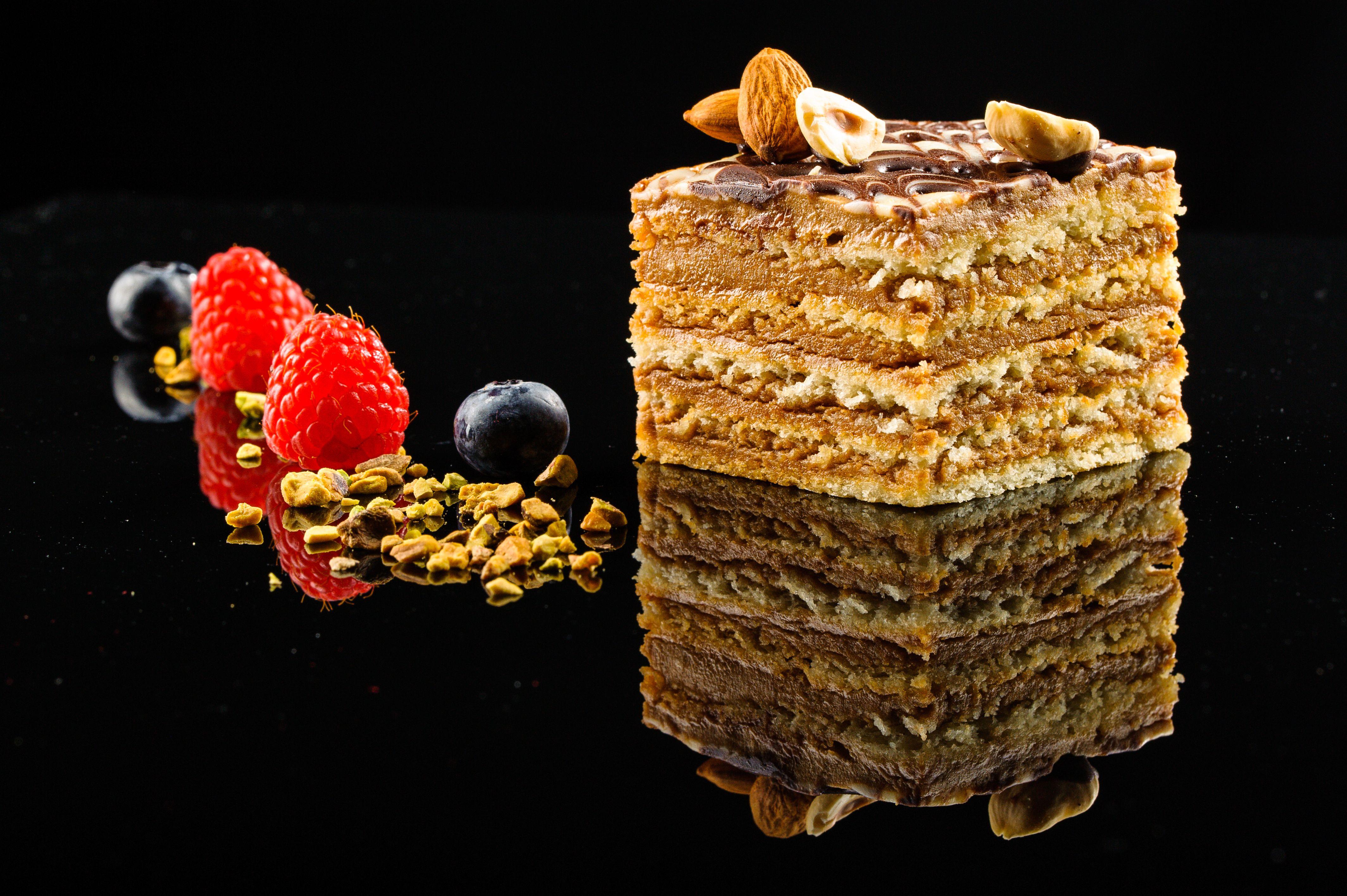Пирожное Эстерхази