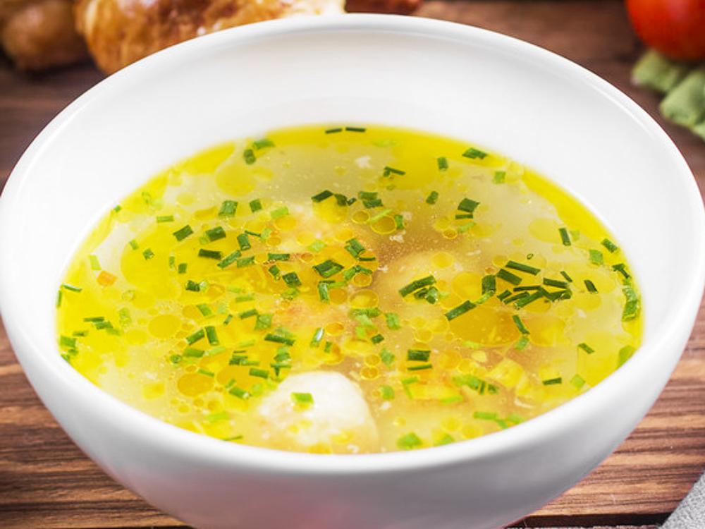 Суп Куриное консоме