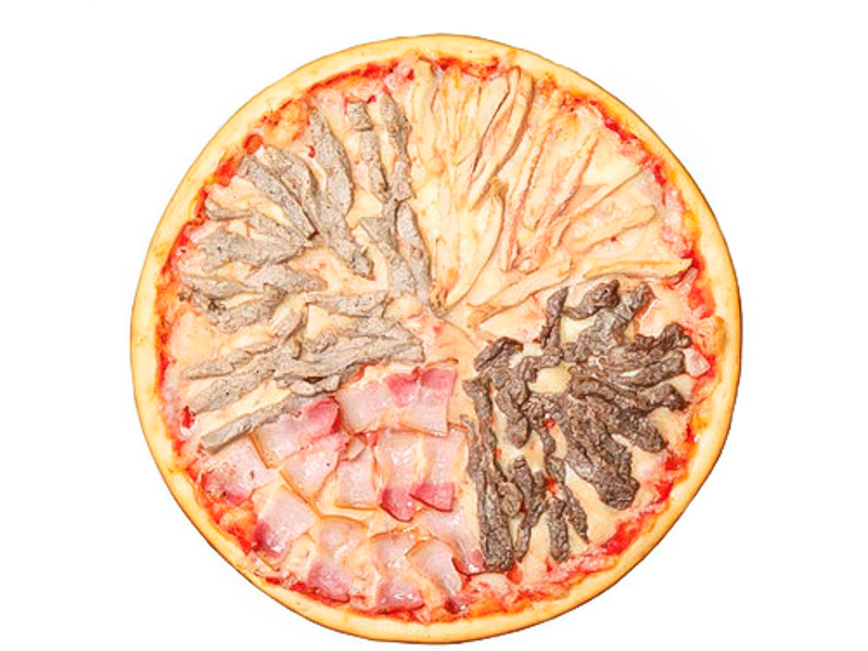 Пицца Гранд-Карне