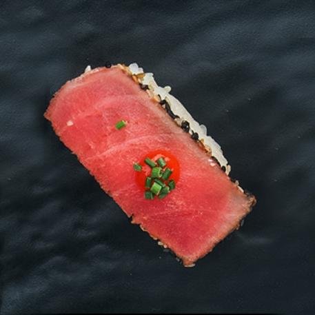 Туна татаки суси