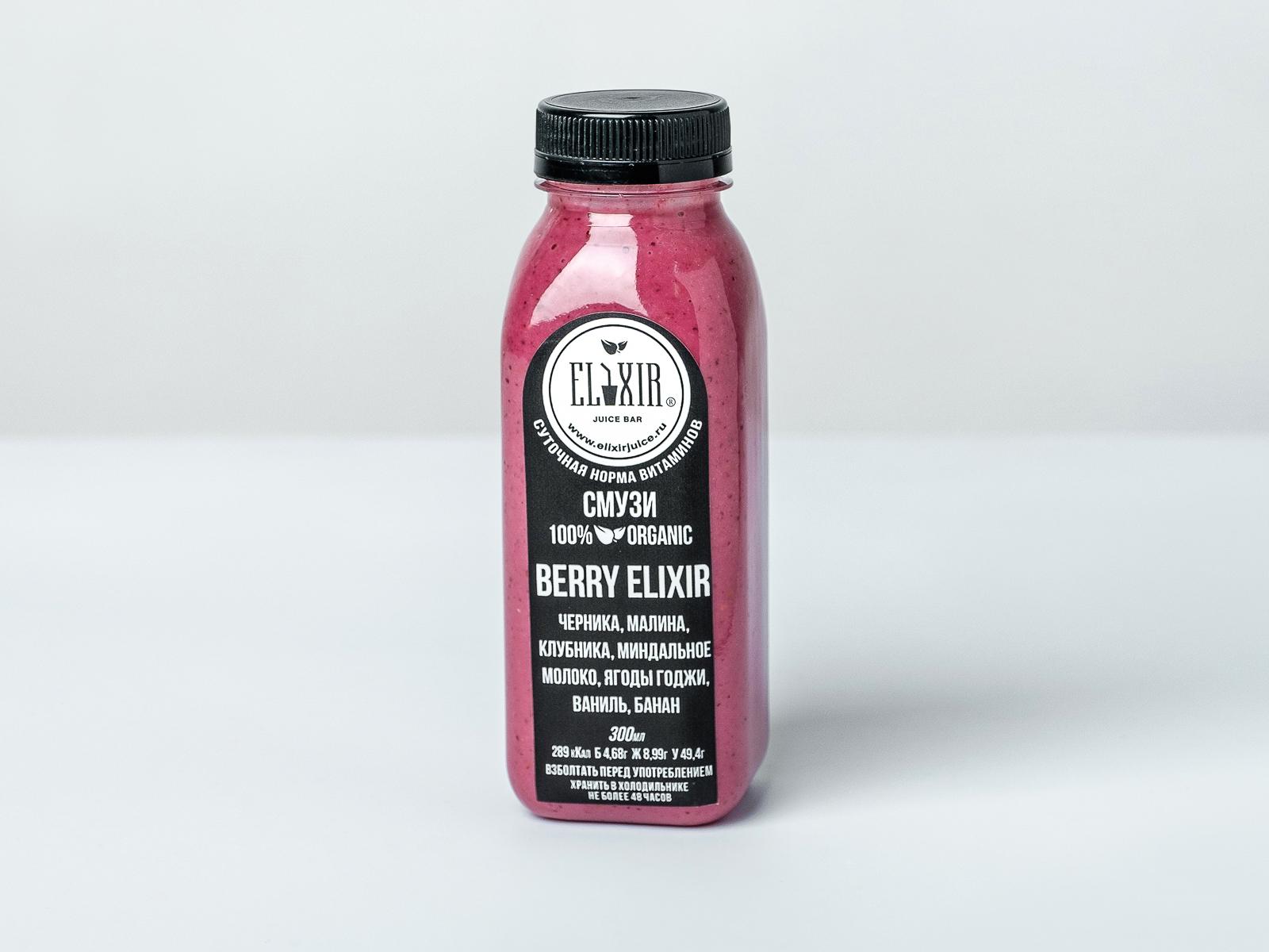 Смузи Berry Elixir
