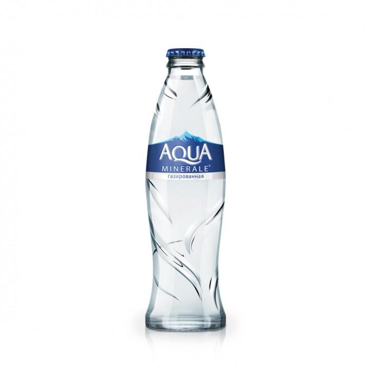 Аква минерале (с газом)