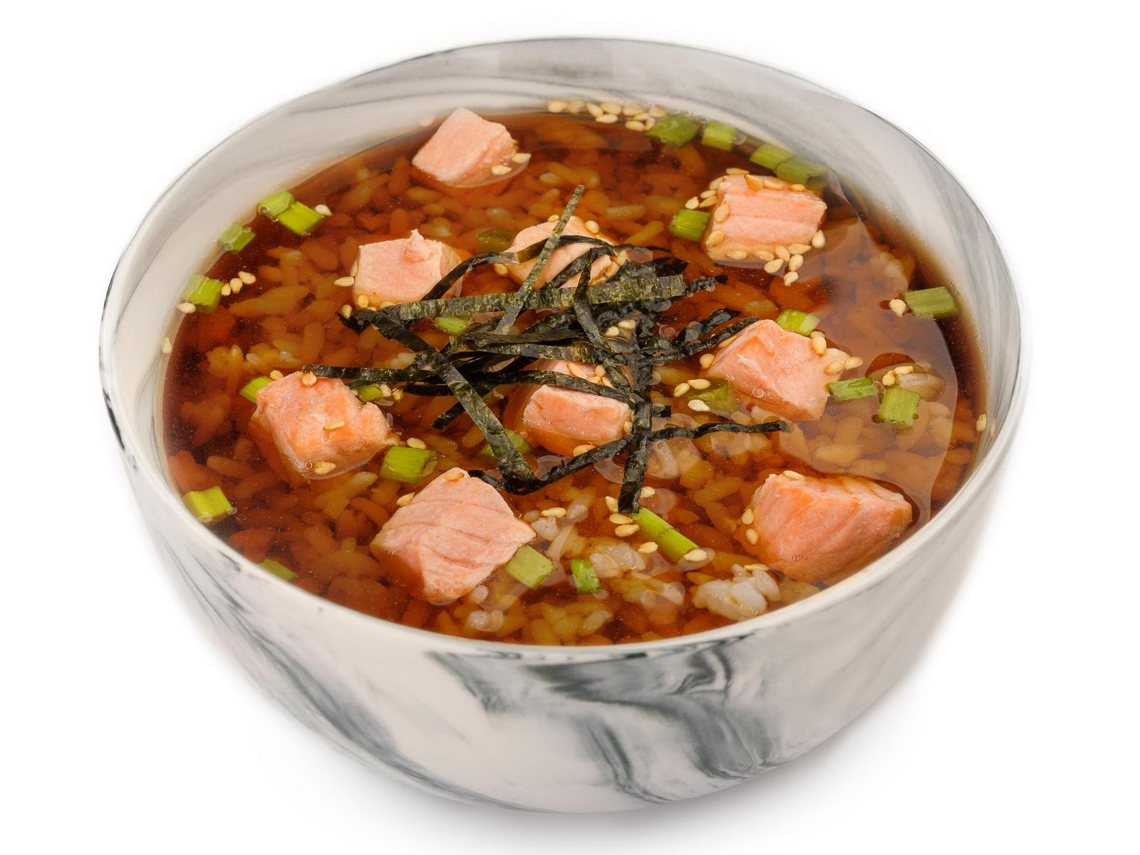 Суп Сяке Тядзуке
