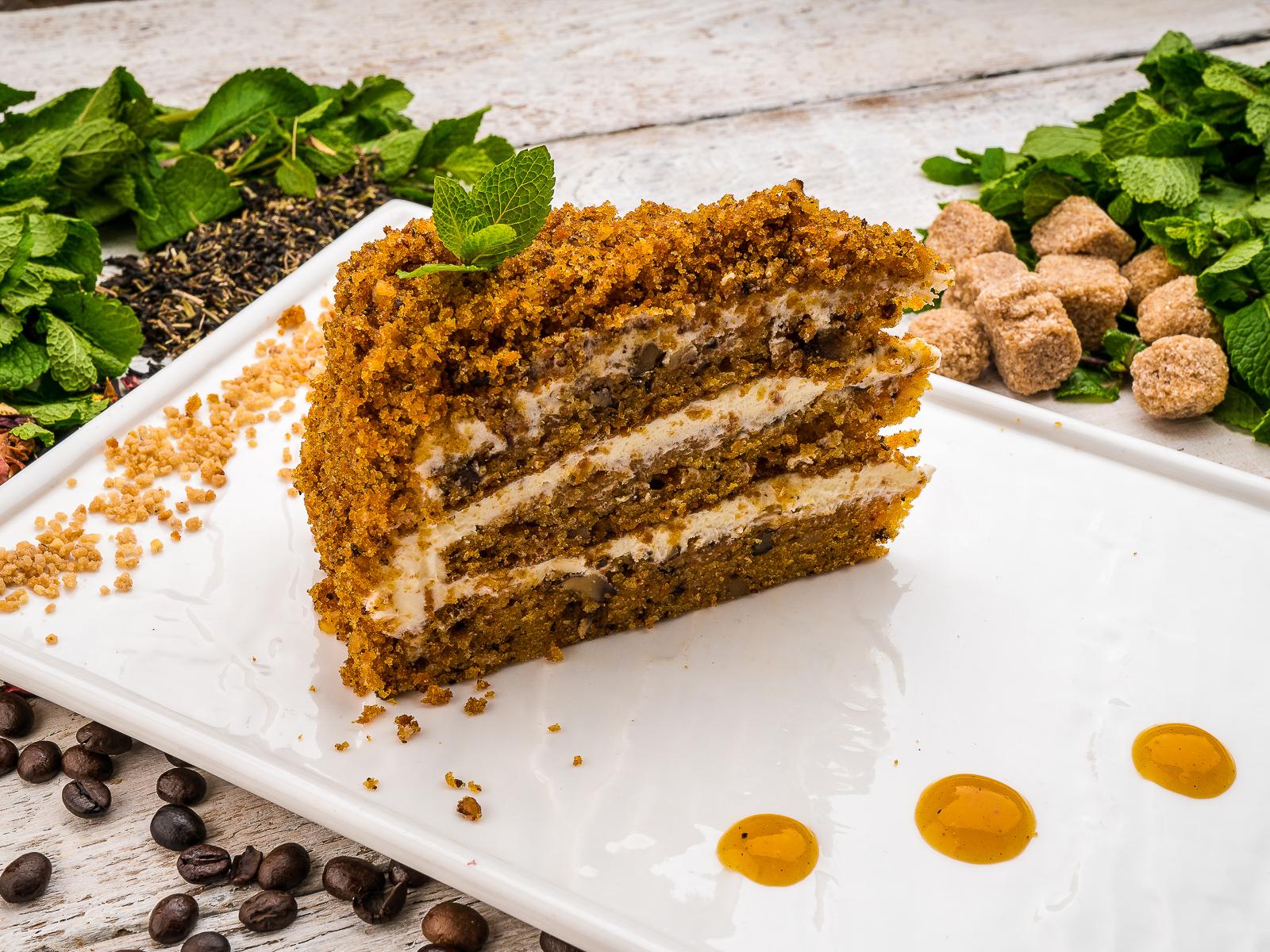 Торт Морковный